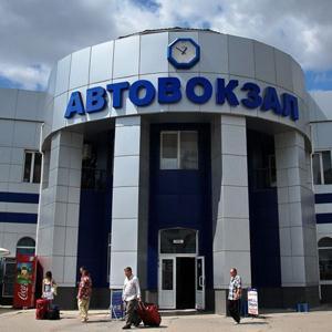 Автовокзалы Кудымкара