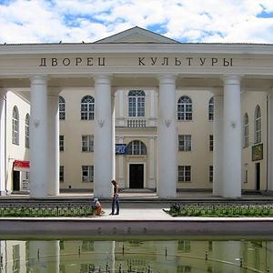Дворцы и дома культуры Кудымкара