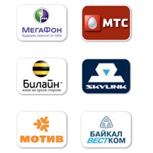 Операторы сотовой связи Кудымкара