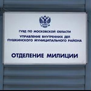 Отделения полиции Кудымкара