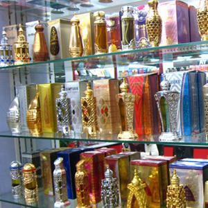 Парфюмерные магазины Кудымкара