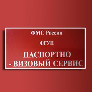 Паспортно-визовые службы Кудымкара