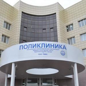 Поликлиники Кудымкара