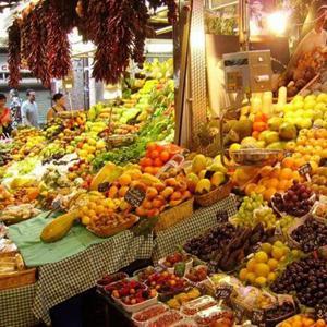 Рынки Кудымкара